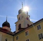 Kühle statt Hitze: Fluchtpunkt Kloster Disentis