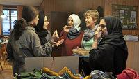 Flüchtlingen richtig helfen