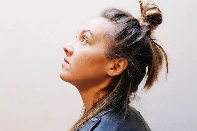 Electro als Therapie: Sophie Hunger in der Laiterie