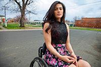 Carl-Schurz-Haus: Kathy Shorr porträtiert Opfer von Waffengewalt