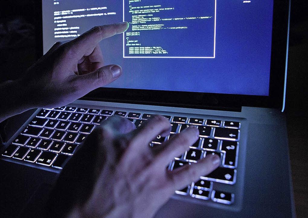 Wer ist hier am Rechner?  | Foto: dpa