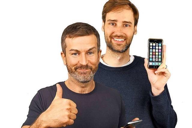 Erfahren Sie in einem Vortrag, was Ihr Smartphone alles kann!