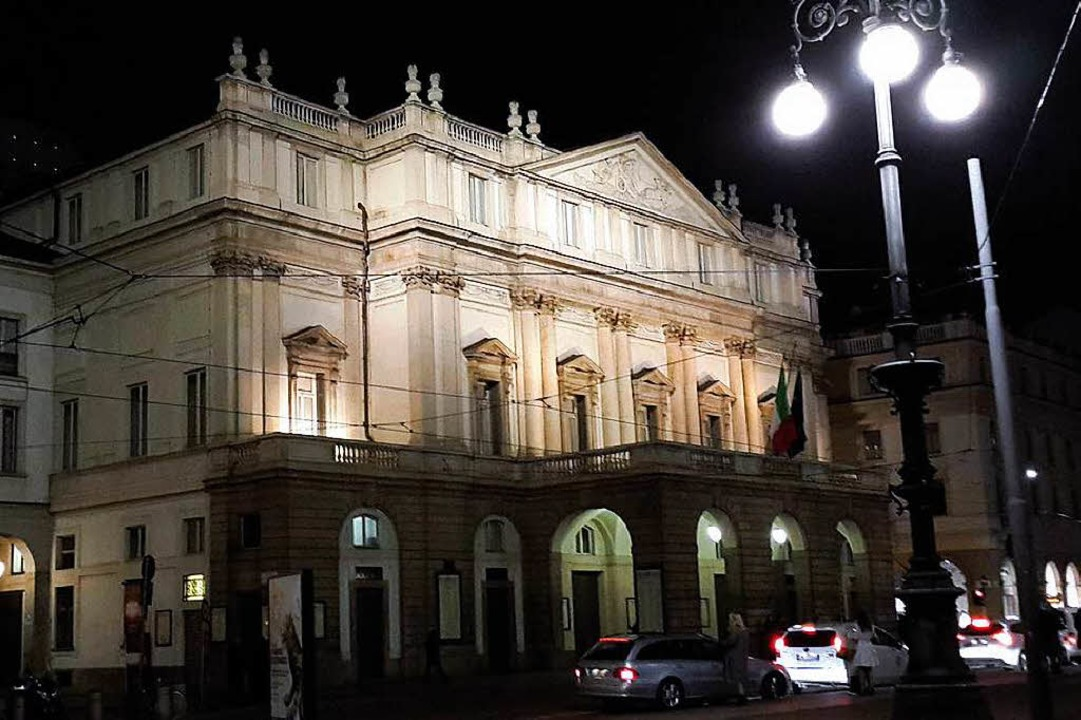 Weltberühmt: das Teatro alla Scala    Foto: © Esatour