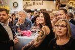Fotos: So feierten die 1700 BZ-Zusteller in der Freiburger Markthalle
