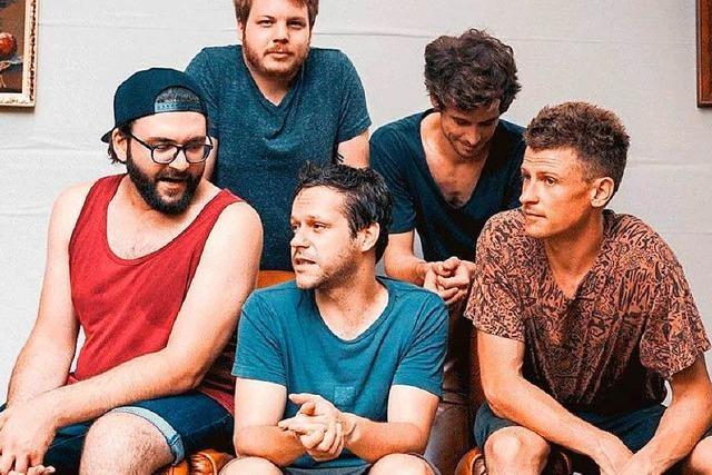 Die österreichische Band Granada kommt ins Jazzhaus – und Du kannst Freikarten gewinnen