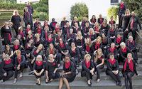 Gospelchor Gummersbach zu Gast in Müllheim, Badenweiler und Steinenstadt