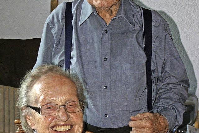 Zusammen ein Leben lang