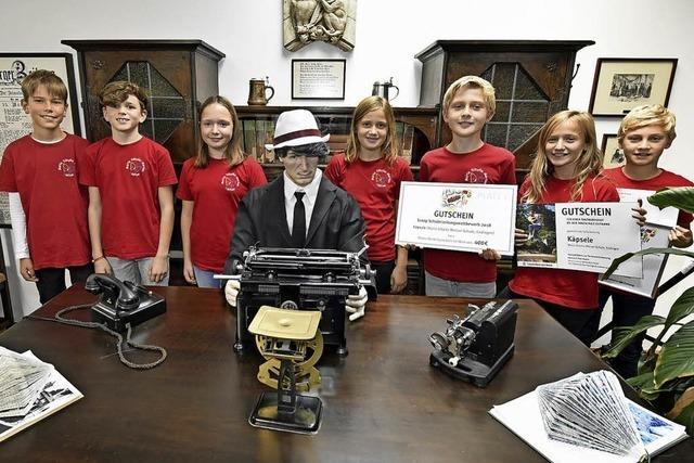 BZ zeichnet die besten Schülerzeitungen Südbadens aus