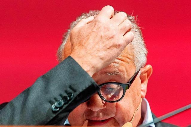 SC-Präsident Fritz Keller ist jetzt nur noch ein ehrenamtlicher Repräsentant