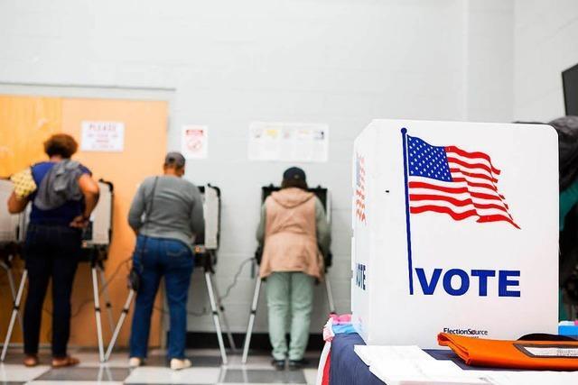 US-Justiz geht gegen Russin wegen Einmischung in Wahl 2018 vor
