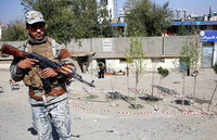 Mindestens 15 Tote bei Selbstmordanschlag in Kabul