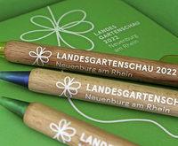 Landesgartenschau 2022 hat ein Logo