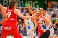 Erste Saisonniederlage für Freiburgs Erstliga-Basketballerinnen