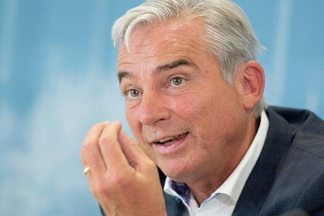 Thomas Strobl: der Stabilitätsanker der CDU