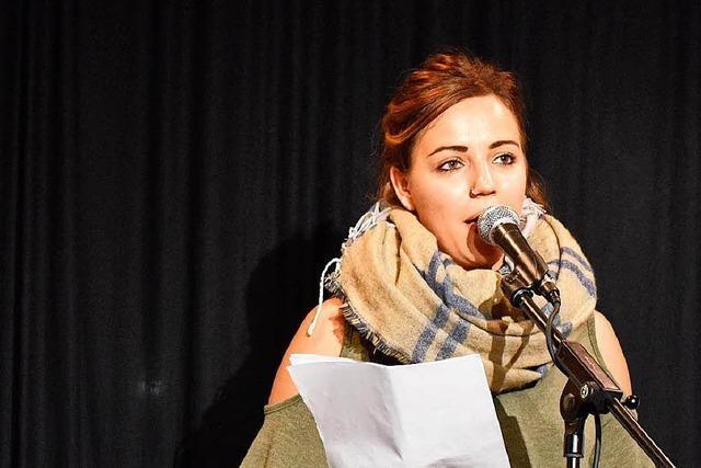 Der Poetry Slam im Nellie Nashorn in Lörrach kommt gut an