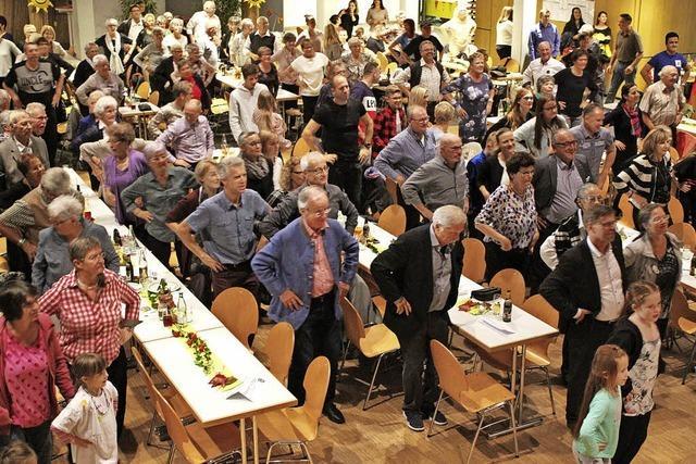 Herbstball mit 500 Gästen