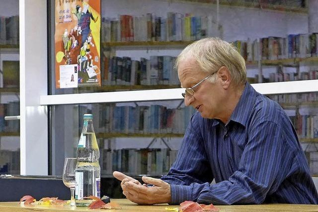 Literarischer Abend mit Dr. Stefan Winter in Müllheim
