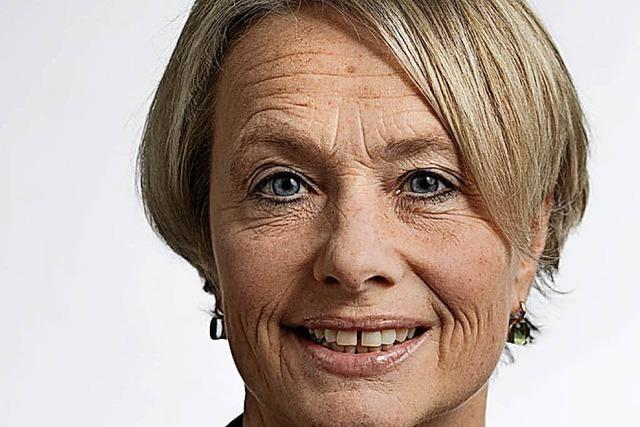 Elisabeth Schneider-Schneiter will Bundesrätin für die CVP werden