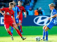 Fotos: Umkämpftes 1:1-Unentschieden in Berlin