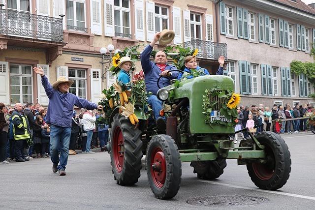 Fotos: So bunt war's beim Herbstausklang in Ihringen