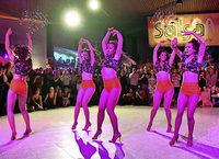 Deutsche Salsa-Meisterschaft in der Sulzberghalle
