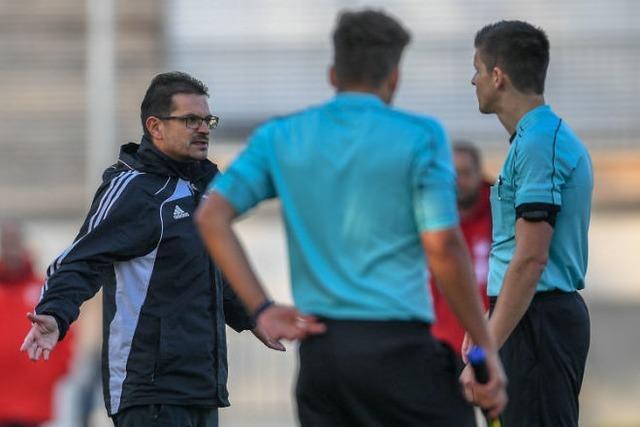 SV Ballrechten-Dottingen: Zu neunt und ohne Trainer
