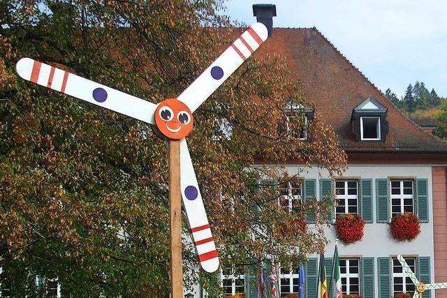Wird der Münstertaler Windkraftstreit jetzt auch gewaltsam ausgetragen?