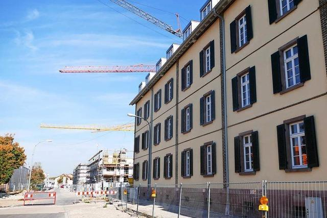 Offenburg fehlt Wohnraum - aber 800 Wohnungen stehen leer