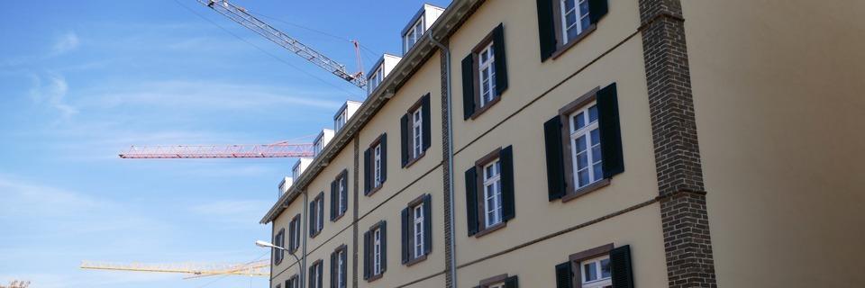 In Offenburg fehlt bezahlbarer Wohnraum - gleichzeitig stehen 800 Wohnungen leer