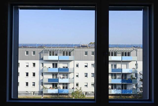 Millionen von Bund und Land für Wohnungssanierungen in Freiburg