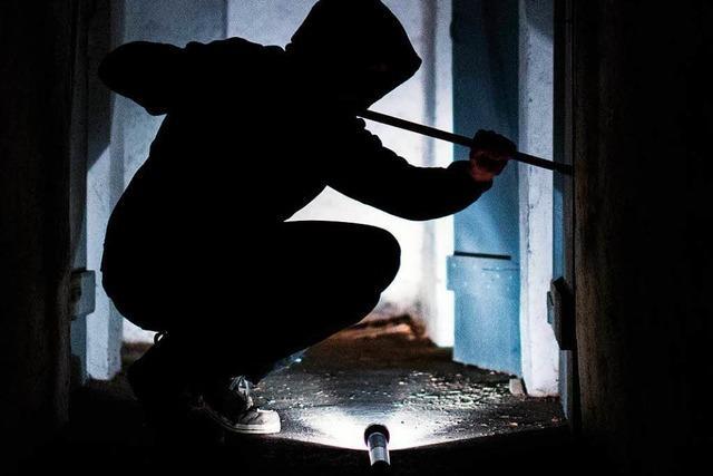 Einbrecher verstärkt im Breisgau unterwegs – Polizei setzt Hubschrauber ein