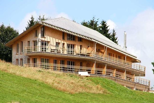 Wie könnte neues Bauen im Schwarzwald aussehen?