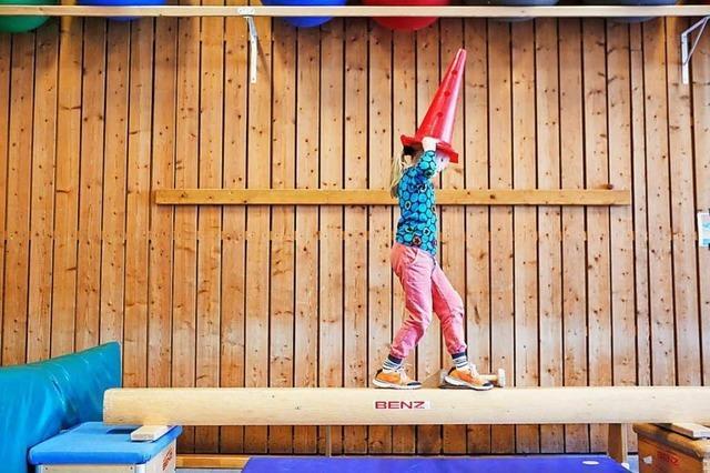 Bewegte Bildung - Die Sportgrundschule der Freiburger Turnerschaft