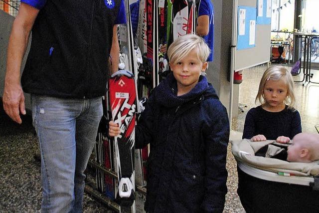 Skiclub eröffnet die Saison