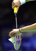 Guter Start im Badminton