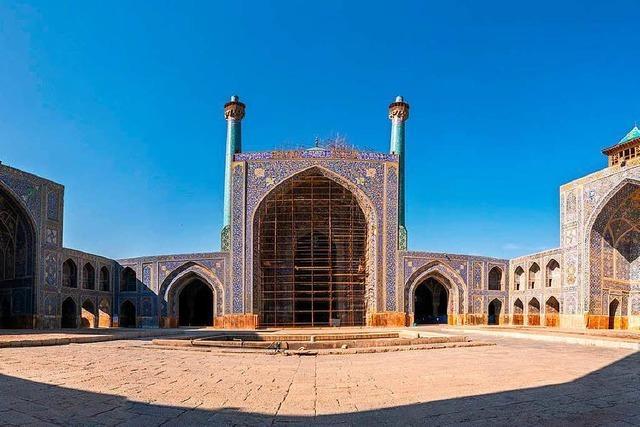 Besuch des Bürgermeisters der iranischen Partnerschaft Isfahan stößt auf Kritik