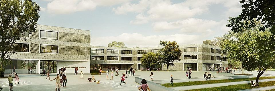 Die neue Staudinger-Gesamtschule soll 110 Millionen kosten
