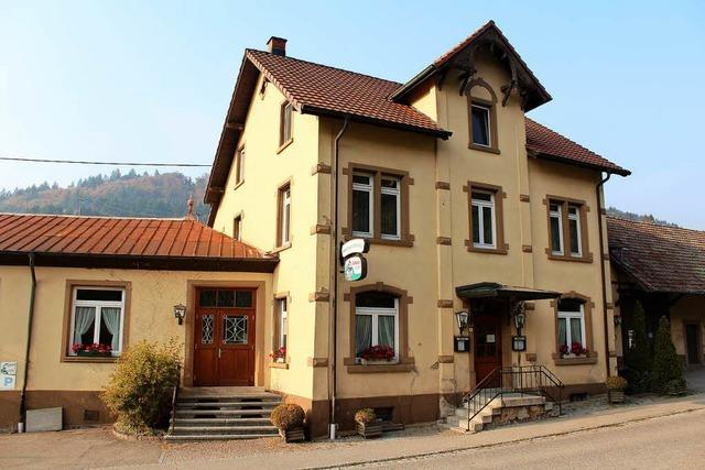 Eine Genossenschaft soll den Hirschen in Malsburg-Marzell tragen