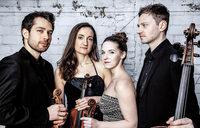 Abschluss der städtischen Konzertreihe in Gengenbach mit dem Alinde Streichquartett