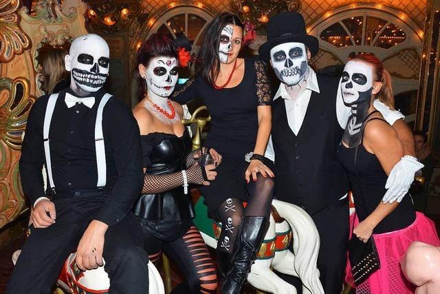 Halloween 2018 – alle Partys und Konzerte
