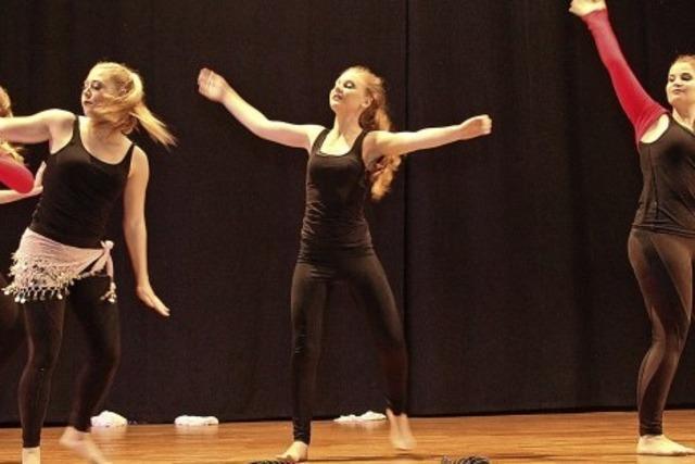 Tanz ganz ohne Leistungsdruck