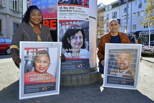 Eine Kampagne in Freiburg soll zur Einbürgerung motivieren