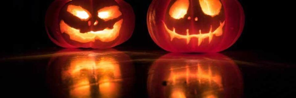 Halloween 2018 - alle Partys und Konzerte