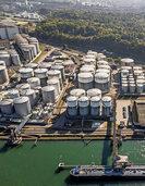 Tiefer Rheinpegel bremst Ölimport