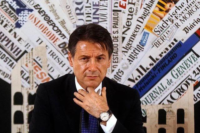 Der Streit um Italiens Haushalt bleibt vermutlich folgenlos