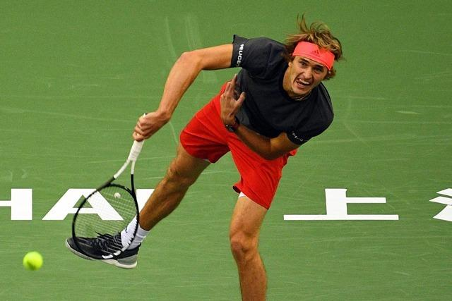 Tennis-Star Zverev: