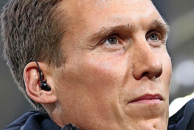 Hannes Wolf soll es beim Zweitliga-Frischling an der Elbe richten