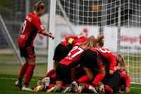 Siegtreffer kurz vor Schluss: Die Frauen des SC Freiburg gewinnen 3:2 gegen Hoffenheim