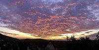 Zauberhafter Himmel