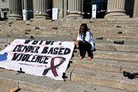 Wie aus einem Opfer eine südafrikanische Heldin wurde